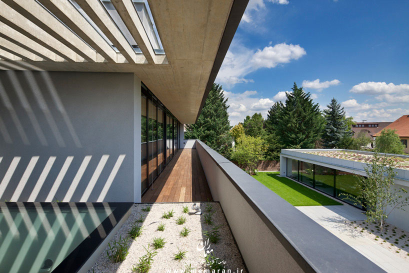 smart villa prague memaran