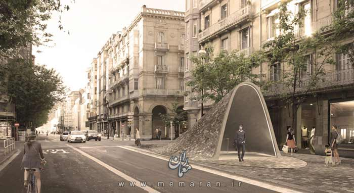 babel-studio-eleva-metro-station-entrance-designboom-01