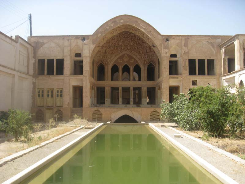 Kashan- Sharifian House 003