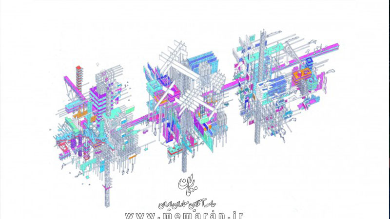 547f5f0de58ece4f80000055 cybertopia-the-digital-future-of-analog-architectural-space 7- model of potential transformations of a housing estate-530x371