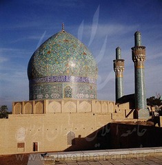 Madresseh-ye Madar-e Shah in Isfahan